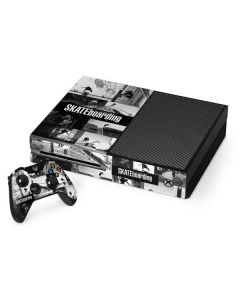 TransWorld SKATEboarding Magazine Xbox One Console and Controller Bundle Skin