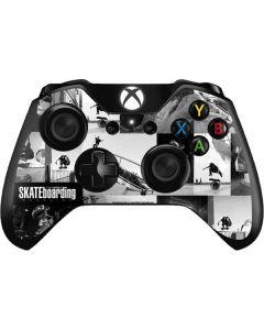 TransWorld SKATEboarding Magazine Xbox One Controller Skin