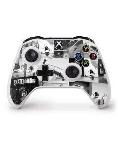 TransWorld SKATEboarding Magazine Xbox One S Controller Skin