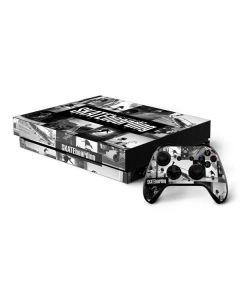 TransWorld SKATEboarding Magazine Xbox One X Bundle Skin