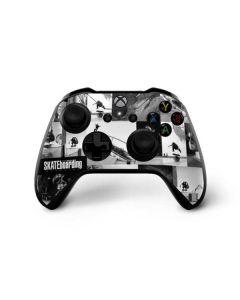 TransWorld SKATEboarding Magazine Xbox One X Controller Skin