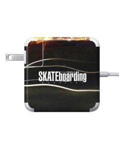 TransWorld SKATEboarding Skate Park Lights Apple Charger Skin