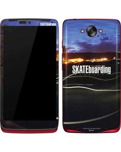 TransWorld SKATEboarding Skate Park Lights Motorola Droid Skin