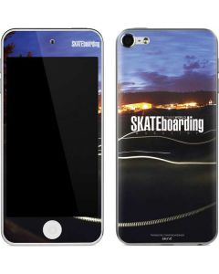 TransWorld SKATEboarding Skate Park Lights Apple iPod Skin