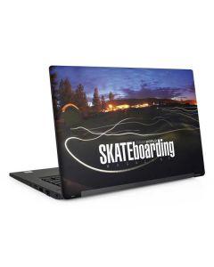TransWorld SKATEboarding Skate Park Lights Dell Latitude Skin