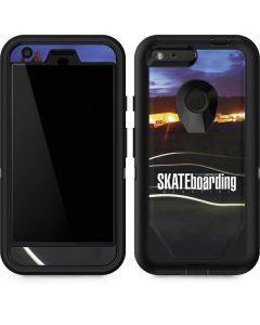 TransWorld SKATEboarding Skate Park Lights Otterbox Defender Pixel Skin