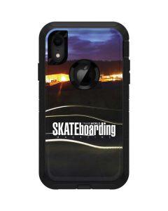 TransWorld SKATEboarding Skate Park Lights Otterbox Defender iPhone Skin