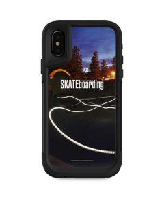 TransWorld SKATEboarding Skate Park Lights Otterbox Pursuit iPhone Skin