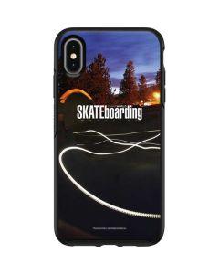 TransWorld SKATEboarding Skate Park Lights Otterbox Symmetry iPhone Skin