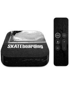 TransWorld SKATEboarding Wall Ride Apple TV Skin