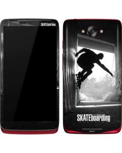 TransWorld SKATEboarding Wall Ride Motorola Droid Skin