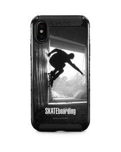 TransWorld SKATEboarding Wall Ride iPhone X Cargo Case