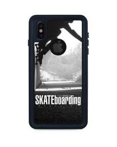 TransWorld SKATEboarding Wall Ride iPhone X Waterproof Case