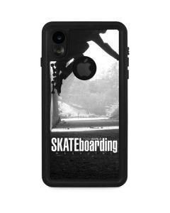TransWorld SKATEboarding Wall Ride iPhone XR Waterproof Case