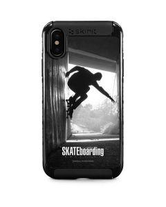 TransWorld SKATEboarding Wall Ride iPhone XS Max Cargo Case
