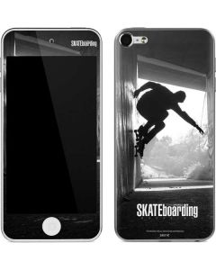 TransWorld SKATEboarding Wall Ride Apple iPod Skin