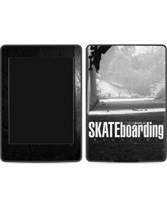 TransWorld SKATEboarding Wall Ride Amazon Kindle Skin