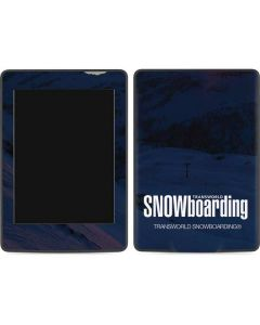 TransWorld SNOWboarding Dark Amazon Kindle Skin