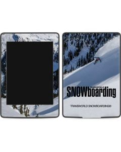 TransWorld SNOWboarding Amazon Kindle Skin