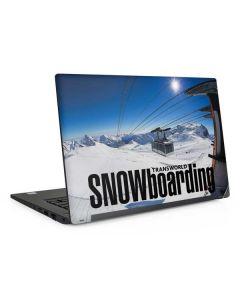 TransWorld SNOWboarding Lift Dell Latitude Skin