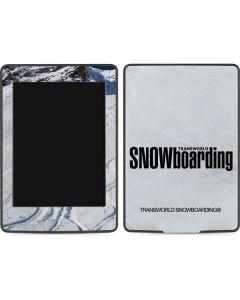 TransWorld SNOWboarding Mountain Amazon Kindle Skin