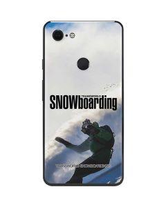 TransWorld SNOWboarding Rider Google Pixel 3 XL Skin