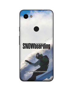 TransWorld SNOWboarding Rider Google Pixel 3a Skin