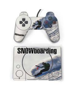 TransWorld SNOWboarding Rider PlayStation Classic Bundle Skin