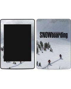 TransWorld SNOWboarding Snow Amazon Kindle Skin