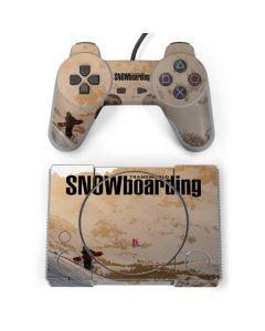 TransWorld SNOWboarding Sunset PlayStation Classic Bundle Skin