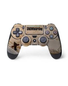 TransWorld SNOWboarding Sunset PS4 Pro/Slim Controller Skin