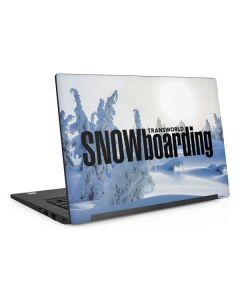 TransWorld SNOWboarding Trees Dell Latitude Skin