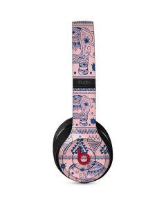 Tribal Elephant Pink Studio Wireless Skin