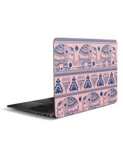 Tribal Elephant Pink Zenbook UX305FA 13.3in Skin