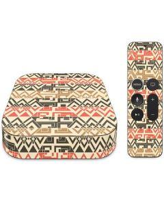 Tribal Fashion Apple TV Skin