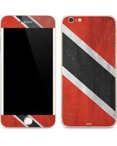 Trinidad and Tobagao Flag Distressed iPhone 6/6s Plus Skin