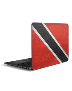 Trinidad and Tobagao Flag Distressed Zenbook UX305FA 13.3in Skin