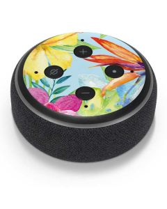 Tropical Daze Amazon Echo Dot Skin