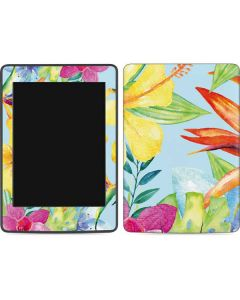 Tropical Daze Amazon Kindle Skin