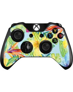 Tropical Daze Xbox One Controller Skin