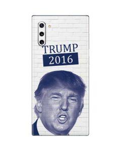 Trump 2016 Galaxy Note 10 Skin
