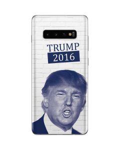 Trump 2016 Galaxy S10 Plus Skin