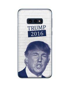 Trump 2016 Galaxy S10e Skin