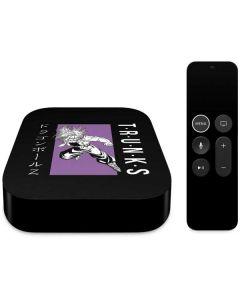 Trunks Combat Apple TV Skin