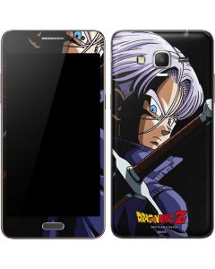 Trunks Portrait Galaxy Grand Prime Skin