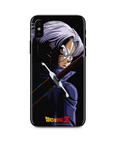 Trunks Portrait iPhone X Skin