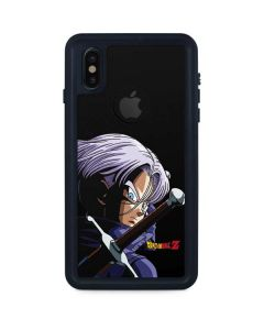 Trunks Portrait iPhone X Waterproof Case