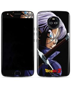 Trunks Portrait Moto X4 Skin