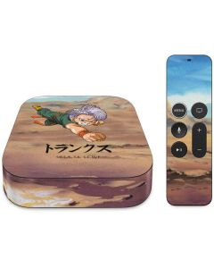 Trunks Power Punch Apple TV Skin