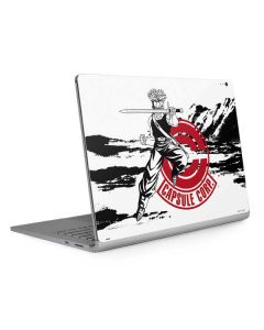 Trunks Wasteland Surface Book 2 13.5in Skin
